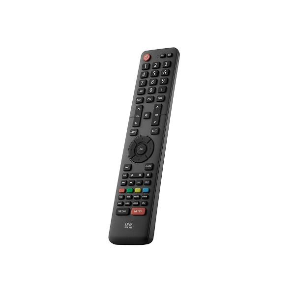 One for all urc1916 mando a distancia dedicado compatible con todos los televisores hisense