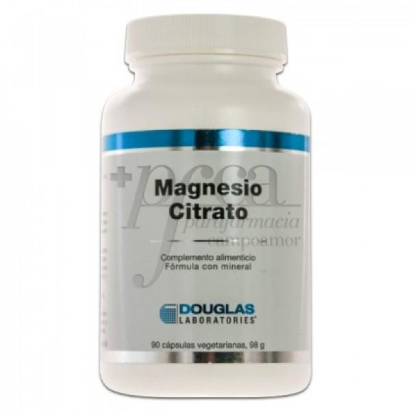 MAGNESIO CITRATO 90 CAPS DOUGLAS