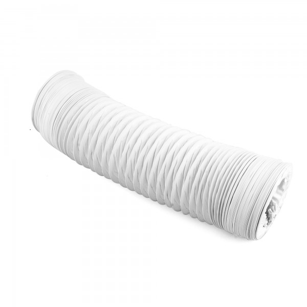 Tubo secadora salida ext. 3 m. 102 mm.