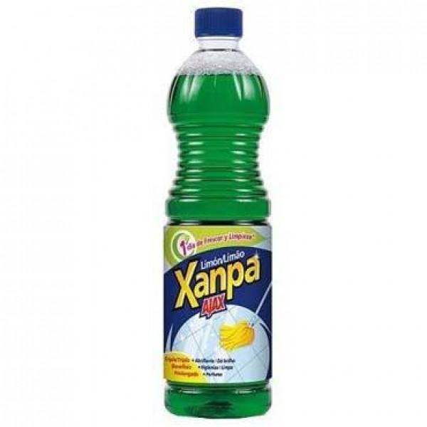 Xanpa  fregasuelos limpiahogar limon 1l.