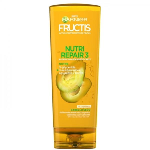 Garnier fructis acondicionador nutri repair 3 - 250 ml