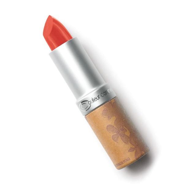 Couleur caramel rouge a levres glossy barra de labios 260 coral