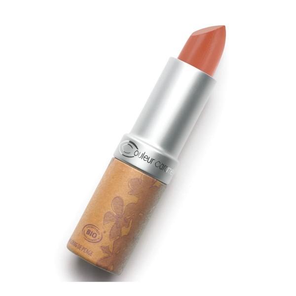 Couleur caramel matte barra de labios 252 beige coral