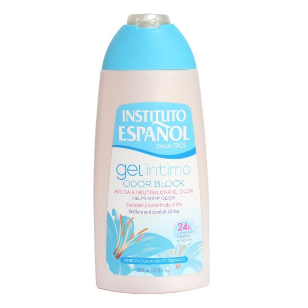 Instituto español intimo gel odor block 300ml