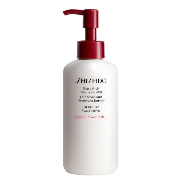Shiseido extra-rich cleansing milk 125ml