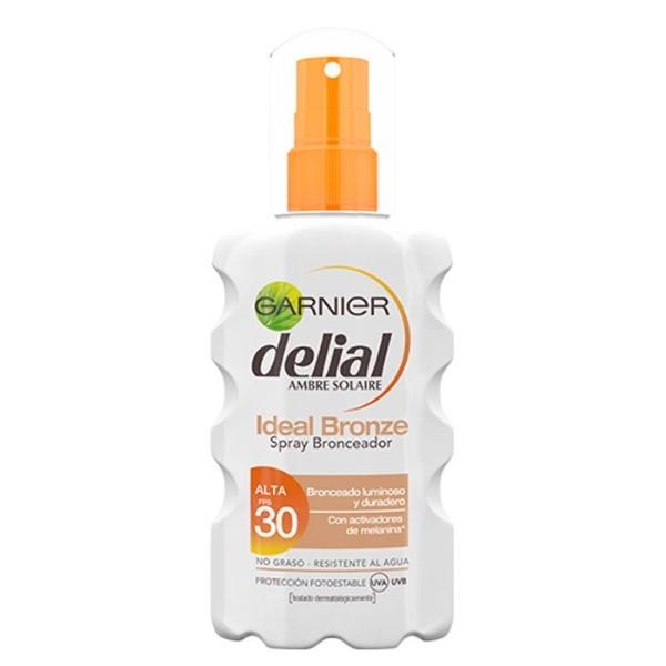 Delial Spray bronceador Ideal Bronze SPF 30 , 200 ml