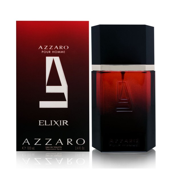 Loris azzaro elixir eau de toilette pour homme 100ml