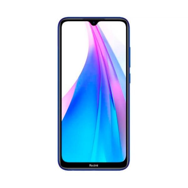 Xiaomi redmi note 8t azul móvil 4g dual sim 6.3'' fhd+ octacore 128gb 4gb ram quadcam 48mp selfies 13mp